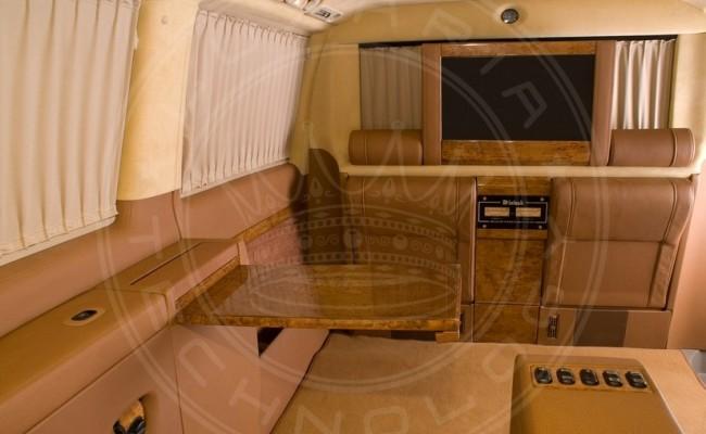 Mercedes Benz Viano Macintosh Braun