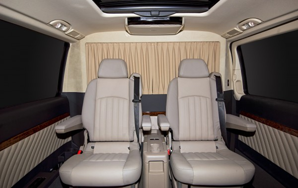 Mercedes Benz Viano Trivial Partition