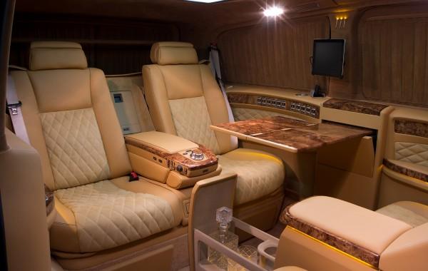 Mercedes Benz Viano Z5