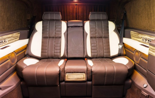 Mercedes Benz Viano Range Rover Style