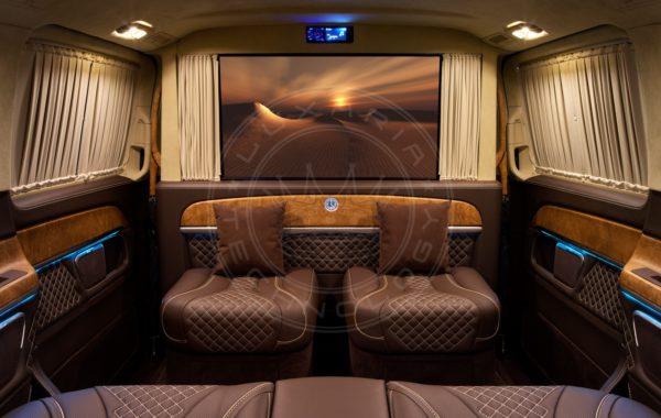 Mercedes Benz V klasse A1 + TR