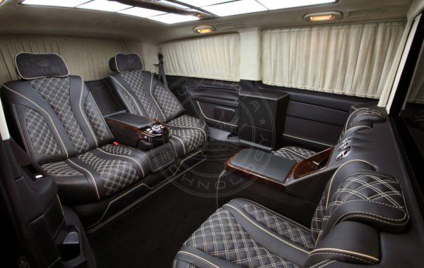 Mercedes Benz V klasse Dome du Gouter 53