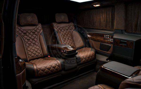 Mercedes Benz V klasse Dome du Gouter 59