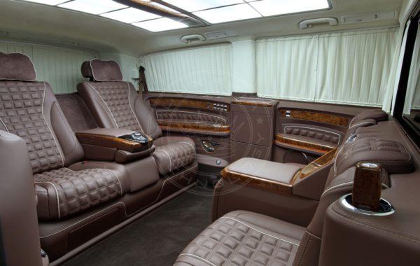 Mercedes Benz V klasse Mont Blanc 61