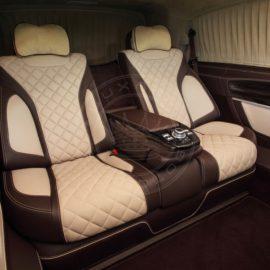 Mercedes Benz V klasse Dome du Gouter 63