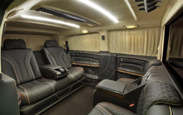 Mercedes Benz V klasse Mont Blanc 69