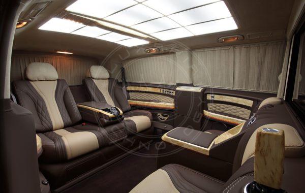 Mercedes Benz V klasse Mont Blanc 73