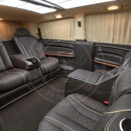 Mercedes Benz V klasse Mont Blanc 77