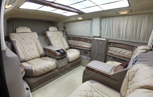 Mercedes Benz V klasse Mont Blanc 81