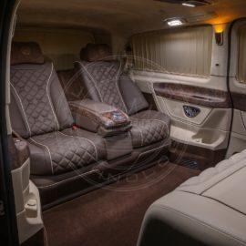 Mercedes Benz V klasse Mont Rose 76