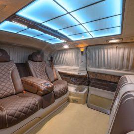Mercedes Benz V klasse Mont Rose 78