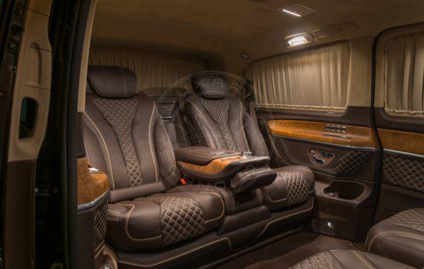 Mercedes Benz V klasse A1 + TR W222