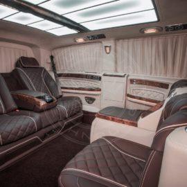Mercedes Benz V klasse Mont Blanc 87