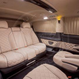 Mercedes Benz V klasse Mont Rose 88