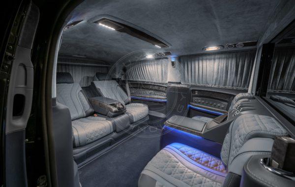 Mercedes Benz V klasse BM LXXXIII