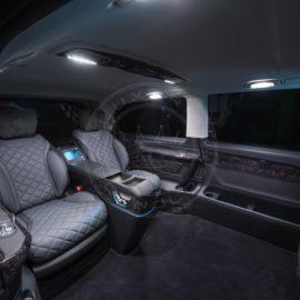 Mercedes Benz V class Mont Rose 102