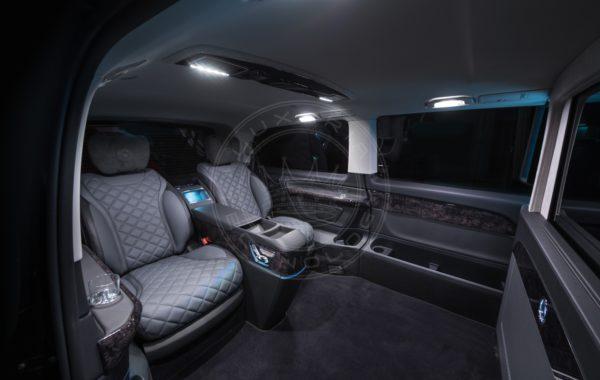 Mercedes Benz V klasse Mont Rose 102