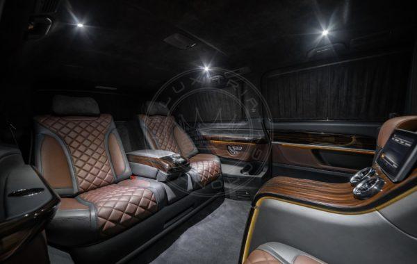 Mercedes Benz V class Dome du Gouter 91