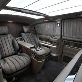 Mercedes Benz V class Everest 96 GENEVA 2020
