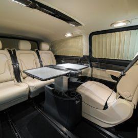 Mercedes Benz V class Mont Rose 110