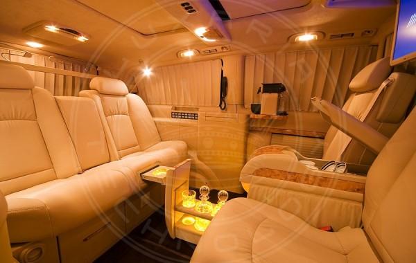 Mercedes Benz Viano Lux Comfort