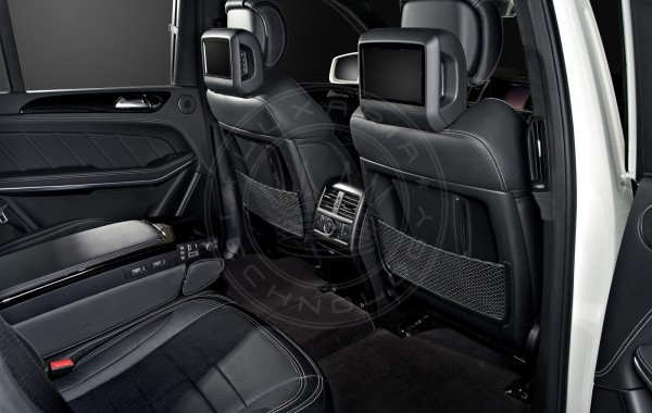 Mercedes Benz GL X166 AMG Black Couch