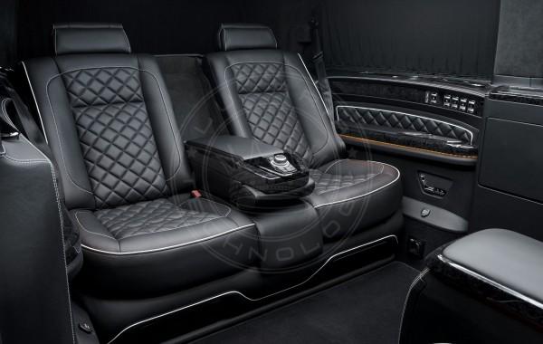 Mercedes Benz V class Mont Blanc 37