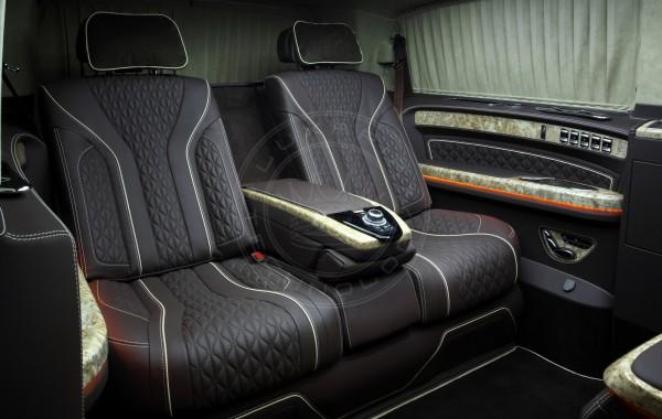 Mercedes Benz V class Mont Blanc 45