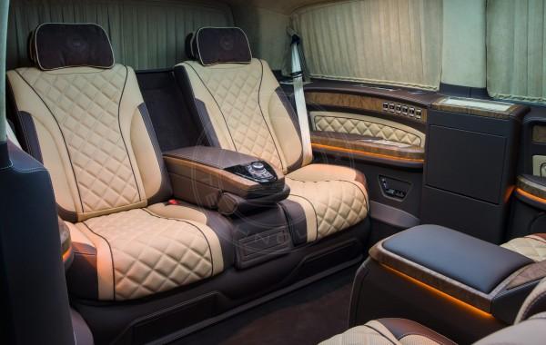 Mercedes Benz V class Mont Blanc 41