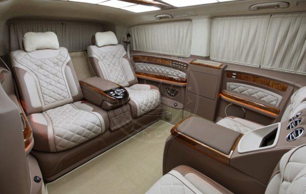 Mercedes Benz V class Mont Blanc 51