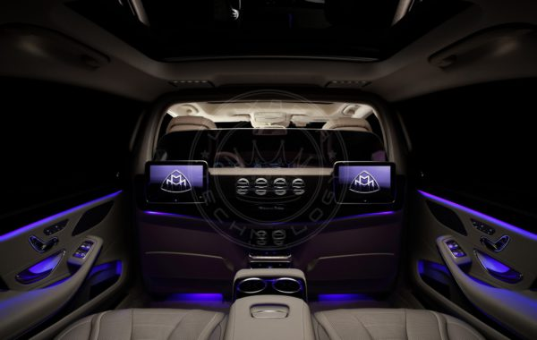 Mercedes Maybach X222 Pullman T