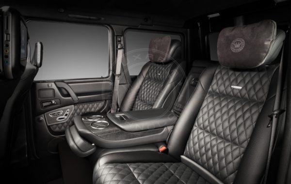 Mercedes Benz W463 AMG Carbon