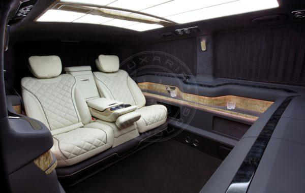 Mercedes Benz V class Everest 30