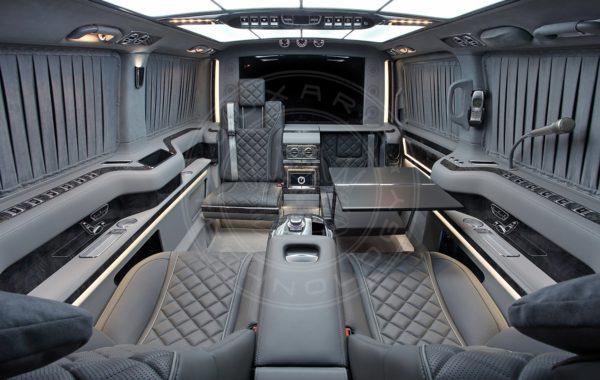 Mercedes Benz V class Everest 54