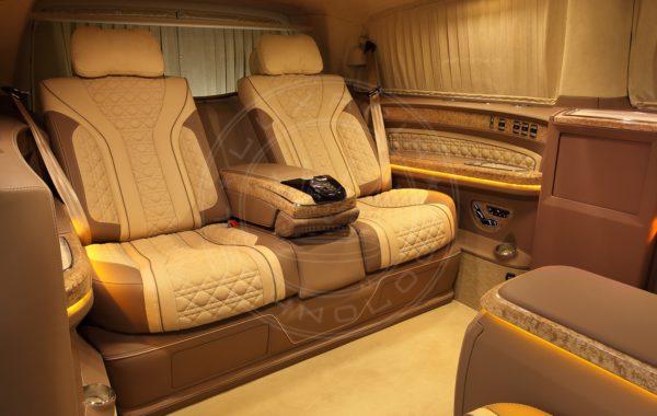 Mercedes Benz V class Mont Blanc 79