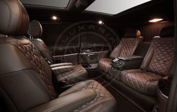 Mercedes Benz V class Mont Rose 66