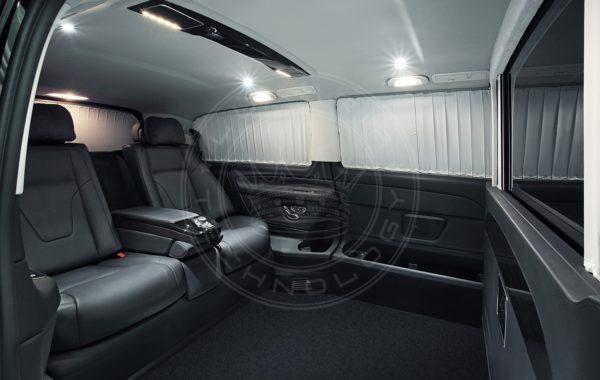 Mercedes Benz V class Mont Rose 68