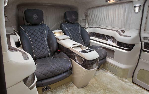 Mercedes Benz V class Everest 80
