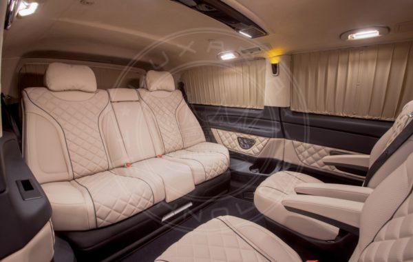 Mercedes Benz V class Mont Rose 88