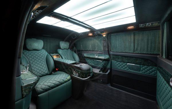 Mercedes Benz V class Mont Rose 108