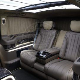 Mercedes Benz V class Dome du Gouter VIP 99