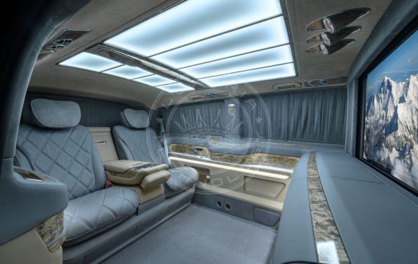 Mercedes Benz V class Everest 120