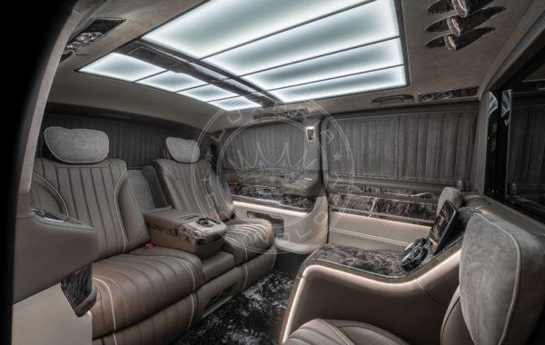 Mercedes Benz V class Matterhorn 105