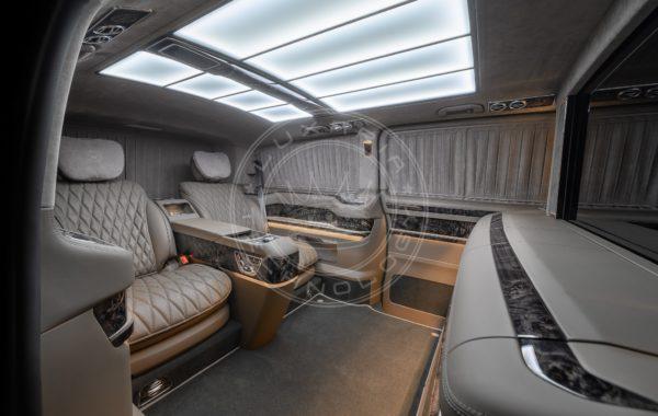 Mercedes Benz V class Everest 126