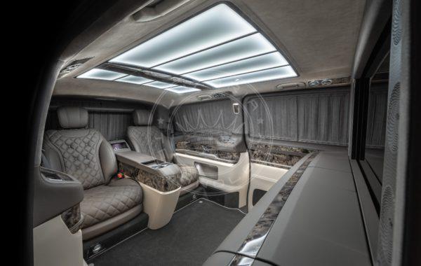 Mercedes Benz V class Everest 130