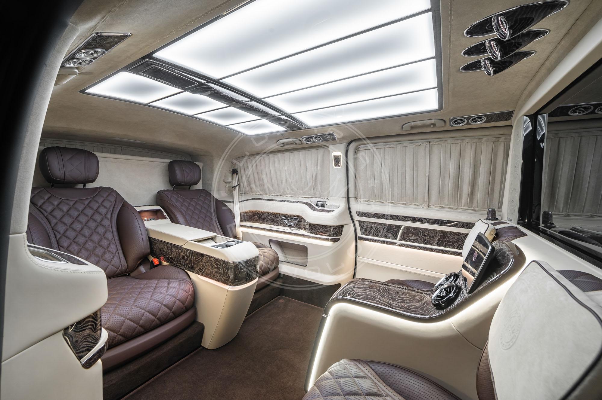 Mercedes Benz V class Matterhorn 111
