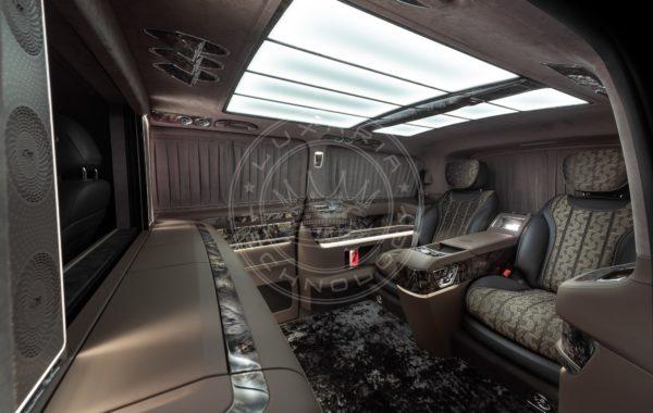 Mercedes Benz V class Everest 142